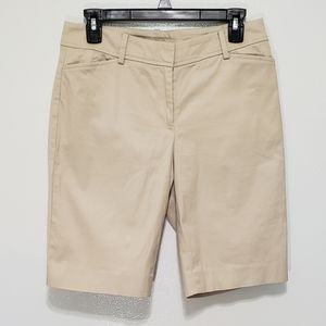 Talbots Perfect Short Bermuda Shorts